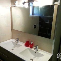 Pourquoi choisir une vasque double dans la salle de bain ?
