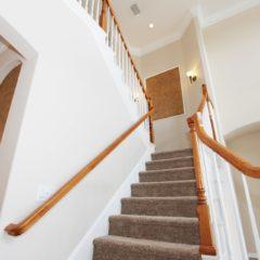 L'escalier en moquette : un atout confort et déco