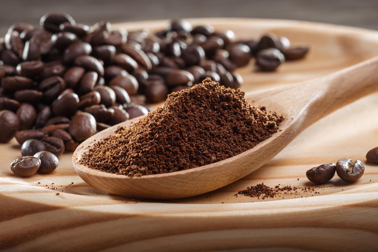 Le marc de café